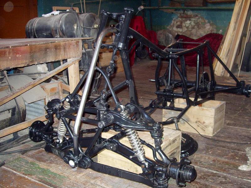 Квадроцикл своими руками самодельный фото